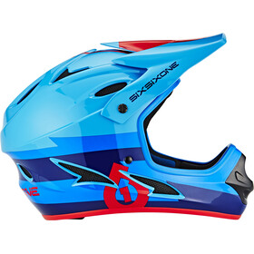 SixSixOne Comp - Casque de vélo - bleu